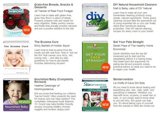 Spring Healthy Ebook Bundle